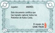 Certificado Pokédex Kalos Costa XY.png