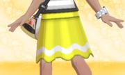 Falda con Línea Amarillo.png