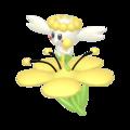 Flabébé amarilla HOME.png