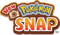 Logotipo de New Pokémon Snap.