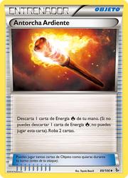 Antorcha Ardiente (Destellos de Fuego TCG).png