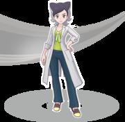 Profesora Margarita Pokémon Masters.png