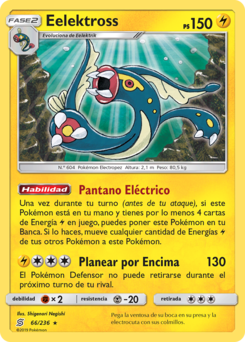 Carta de Eelektross