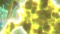 Zoroark activando ilusión.
