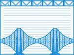 Carta puente A