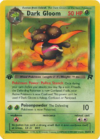 Dark Gloom (Team Rocket TCG)