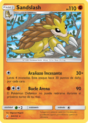 Sandslash (Vínculos Indestructibles TCG).png