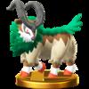 Trofeo de Gogoat SSB4 (Wii U).png