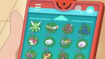 Imagen de Pokémon de tipo bicho