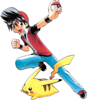 Red y Pikachu (Pocket Monsters Special).png