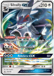 Silvally-GX (Ultraprisma TCG).png