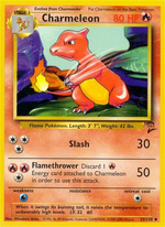 Charmeleon (Base Set 2 TCG)