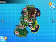 Playa de Hanohano mapa.png