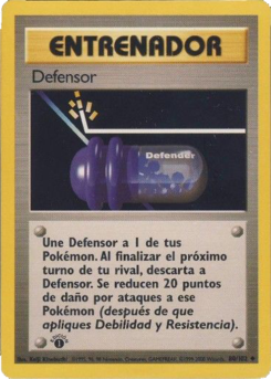 Carta Defensor