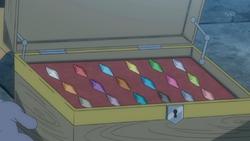 Cristales Z elementales