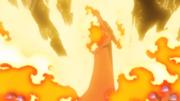 EP1102 Charizard Gigamax usando Maxitormenta.png