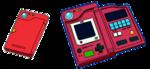 Pokédex en Pokémon Verde, Red/Rojo y Azul