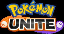 Logotipo de Pokémon UNITE.