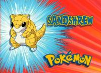 """Sandshrew en el segmento """"¿Quién es ese Pokémon?"""""""