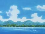 Isla de los Pokémon gigantes