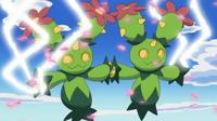 Marra y Racca usando pin misil.
