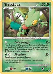 Treecko (Grandes Encuentros TCG).png