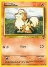 Growlithe (Base Set 2 TCG)