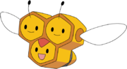 Combee (anime DP).png
