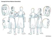 Concept Art de Pokémon Generations de reclutas del equipo Plasma.png