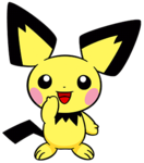 Pichu (dream world) 2.png