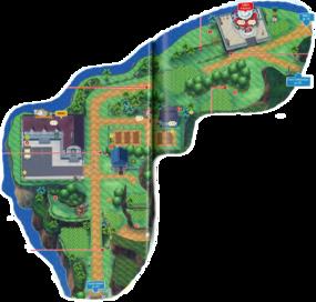 Mapa de la ruta 2