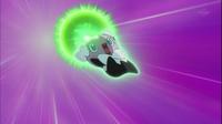 Gothita usando poder oculto.