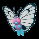 Butterfree hembra
