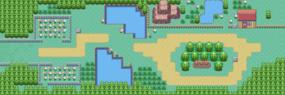 Mapa de la ruta 117