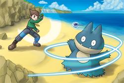 Misión de iniciación de Pokémon Ranger 2.png