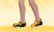Zapatillas de Deporte Naranja F.png