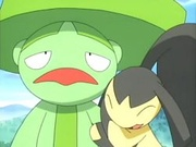 EP382 Mawile junto a Lombre.jpg