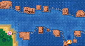 Mapa de la ruta 107