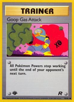Carta Goop Gas Attack
