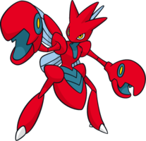 Scizor (dream world).png