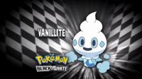 """Vanillite en el segmento """"¿Quién es ese Pokémon?/¿Cuál es este Pokémon?"""""""