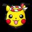 Pikachu festivo