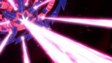 Eternatus salvaje usando rayo infinito.