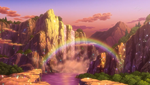 Valle Rainbow/Arco Iris