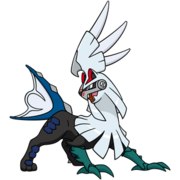 Silvally hielo (dream world).png
