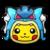 Pikachu Pokédisfraz Gyarados PLB.png