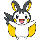 Emolga (dream world) 2.png