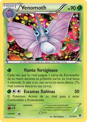 Venomoth (Fuerzas Fantasmales TCG).png