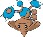 Hitmontop (dream world).png