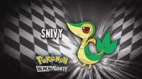 """Snivy en el segmento """"¿Quién es ese Pokémon?/¿Cuál es este Pokémon?"""""""